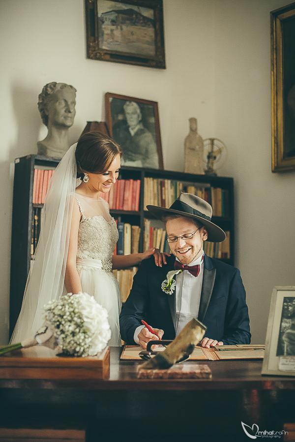 Stefania si Ionut Nunta Bucuresti Mihai Trofin Fotograf Bucurest